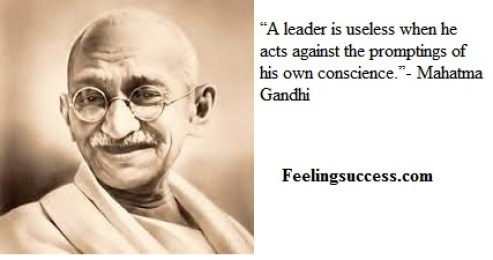 Great Gandhi Quotes