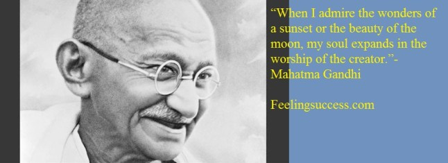 Best Mahatma Gandhi Quotes