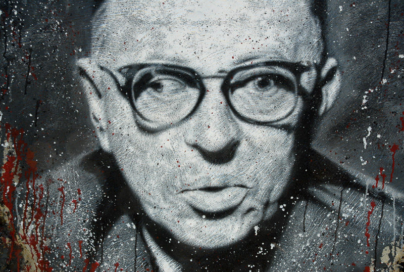 the influence of jean paul sartres leadership in french existentialism A student's guide to jean-paul sartre's existentialism and humanism the declarative original french title of was existentialism a humanism jean-paul.