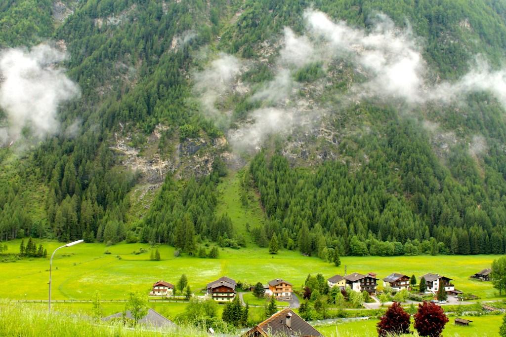 Heiligenblut un pueblo de cuento en Austria