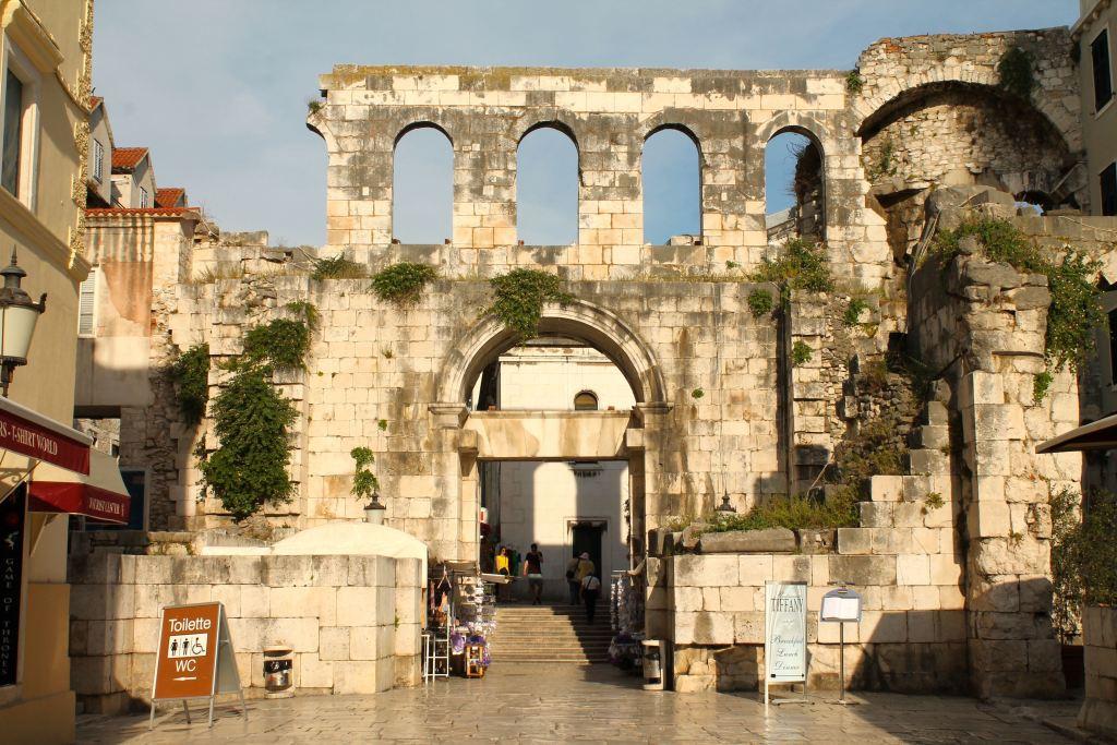 Split, ruta en bicicleta desde croacia a montenegro