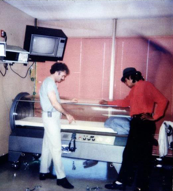 Image result for michael jackson image hyperbaric oxygen