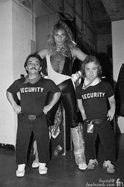 Concert Security Guard