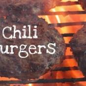 Chili Burgers