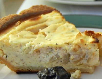 Torta Rustica Cheese Pie