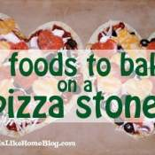 10 Uses for a Pizza Stone