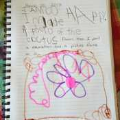 How To Use a Kindergarten Journal