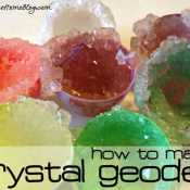 How to Grow Your Own Crystal Geodes – A Cool Science Experiment for Kids
