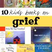 On Losing Your Grandma – 10 Kids Books on Grief