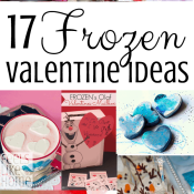 Ideas for a Frozen Valentine's Day Party