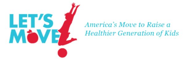 lets move event with first lady michelle obama logo