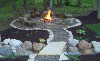 Fire Pits - Greenwood, IN Landscape Design & Installation ...