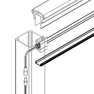 DesignRail® Lighting by Feeney