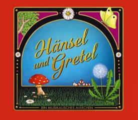 """Cover """"Hänsel und Gretel"""""""