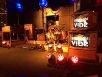 Got the vibe band vintage retro band   feestband.com hammond
