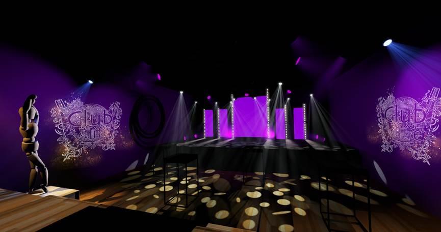 LED scherm video - Aangename zaken - Eventex - Light Image