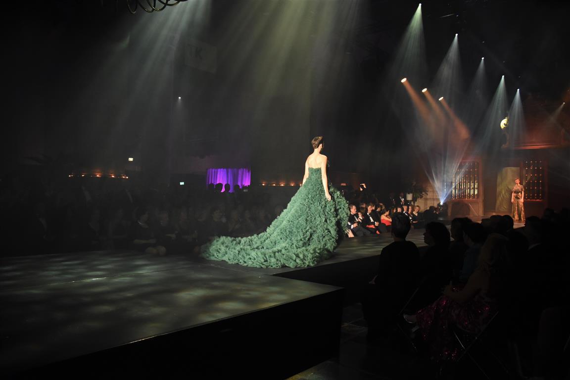 Leidens Ontzet Haring en Corenwyn Gala in Leiden