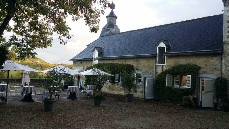 Château Neercanne Maastricht lunchrestaurant Auberge
