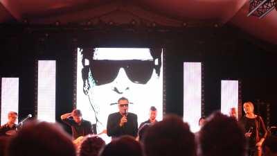 Barry Hay rockt op prive feest met klassieker Radar Love en BTP feestband.com