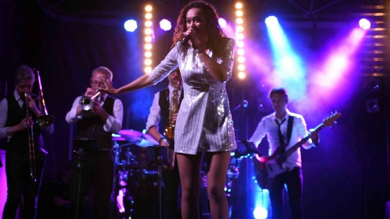 Romy Monteiro - live band
