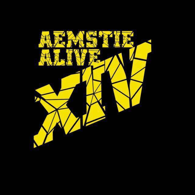 Aemstie Alive muziekfeest met o.a. Boston Tea Party en Roel van Velzen | feestband.com