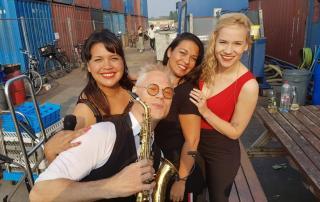 EEurosongfestival avond wordt historische moment bij Pllek in Amsterdam | feestband.com