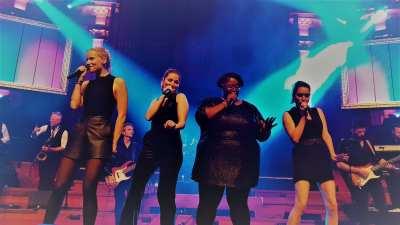 Feestavond VNV met soul queen Shirma in het Concertgebouw   feestband.com