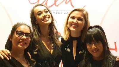 Krajicek Foundation komt op voor girlpower met rolmodel Romy Monteiro   feestband.com