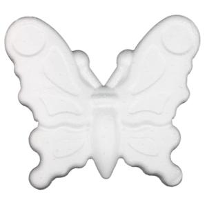 piepschuimfiguur vlinder