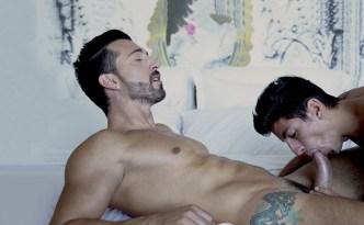 Cockyboys Jimmy Durano Alessandro Haddad Gay Condom Sex Big Cock Hairy Legs feat