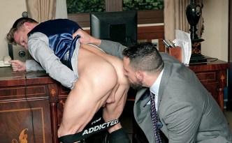 MenAtPlay Beg and Steal Darius Ferdynand Enzo Rimenez Rimming Gay Condom Sex Big Uncut Sex Nipples Smooth Guys feat