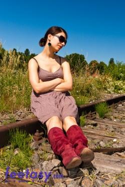 Rosa 1.1 boots