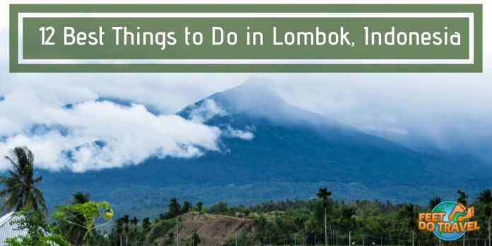 Lombok Indonesia Tourist Attractions