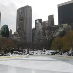 Time to get our skates on at The Wollman Rink