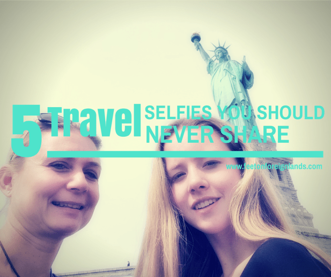 5 selfies you should never share