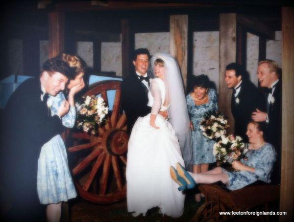 1993 wedding 5
