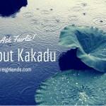 Ask Google about Kakadu? Ask Fairlie!