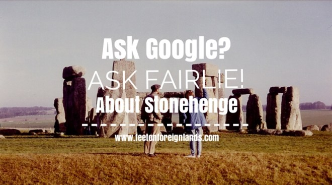 Ask Google about Stonehenge