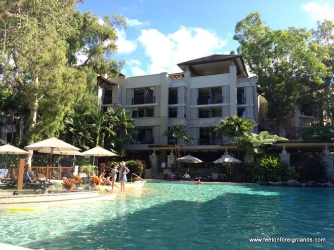 Palm Cove swimming pool