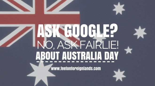 Ask Google about Australia Day