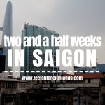 How long to stay in Ho Chi Minh City. Is two and half weeks too much?