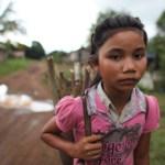 A single step…to help eradicate poverty