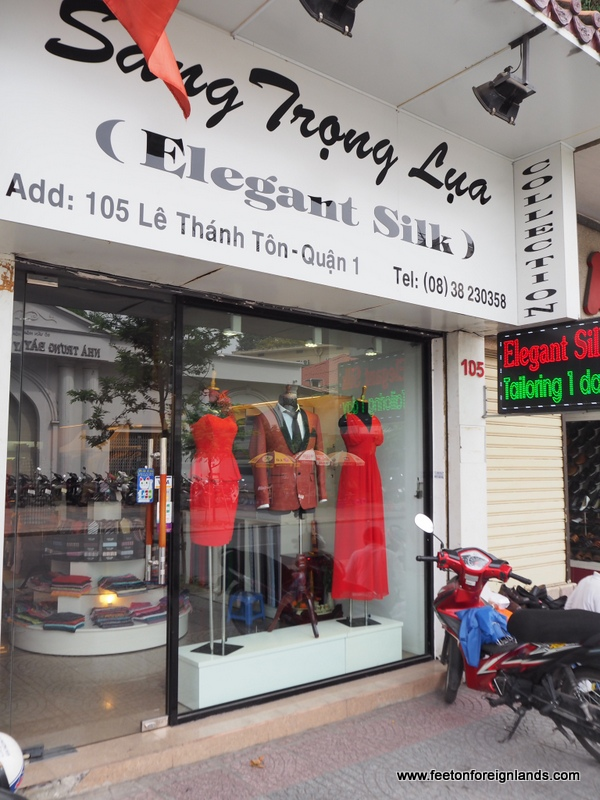 ready made clothing and tailoring