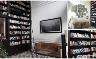 The Alcove Library Hotel, Saigon: www.feetonforeignlands.com