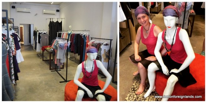 Guide to shopping in Ho Chi Minh City (HCMC) Vietnam : www.feetonforeignlands.com