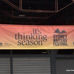 A weekend at Sydney Writers' Festival