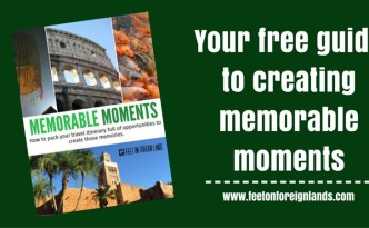Want to pack your next travel experience full of memorable moments. This e-guide shows you how.