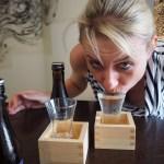 Memorable Moment: Sake in Tokyo