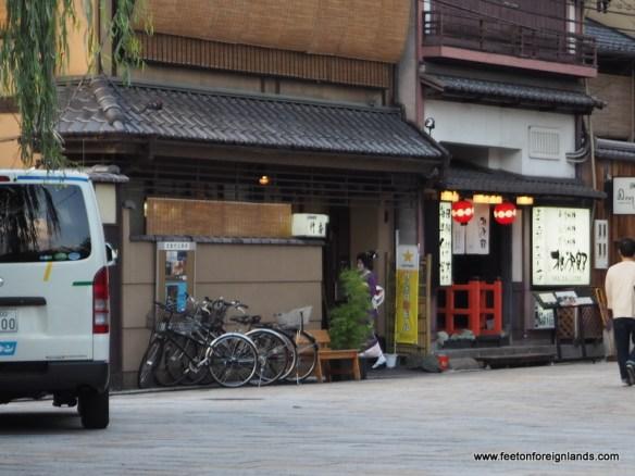 A night walking tour of Gion: www.feetonforeignlands.com