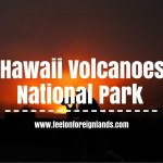 Hawaii Volcanoes National Park in one day